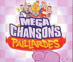MEGA chansons paillardes, coffret 4 CD