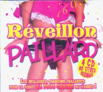 Dcouvrez le coffret Rveillon paillard